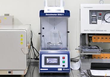 Semi-Automatic Densimeter
