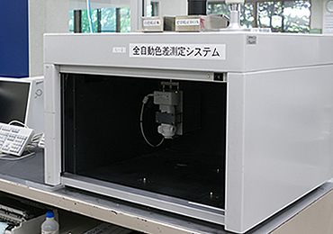 Full Automatic Chromatic Aberration Meter
