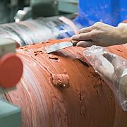 Silicon Rubber Kneading Process